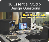 10 Essential Studio Design Questions