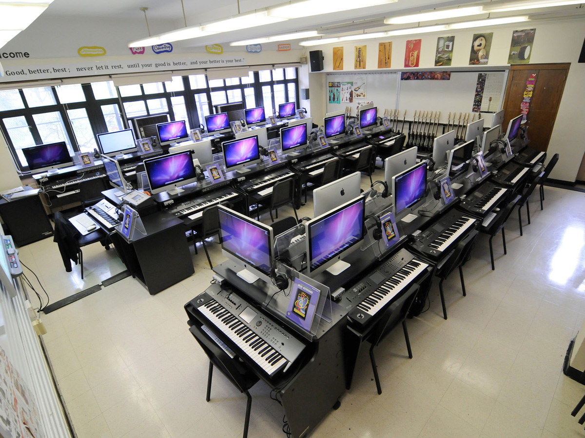 MS 180 Technology Lab