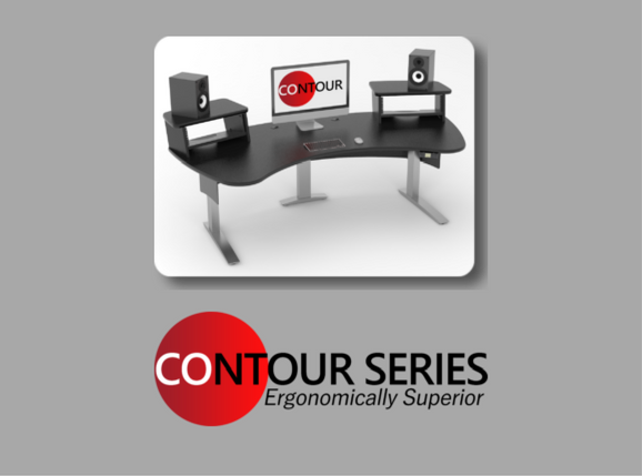 The Contour Series: The Next Generation of Flexible Studio Workstations