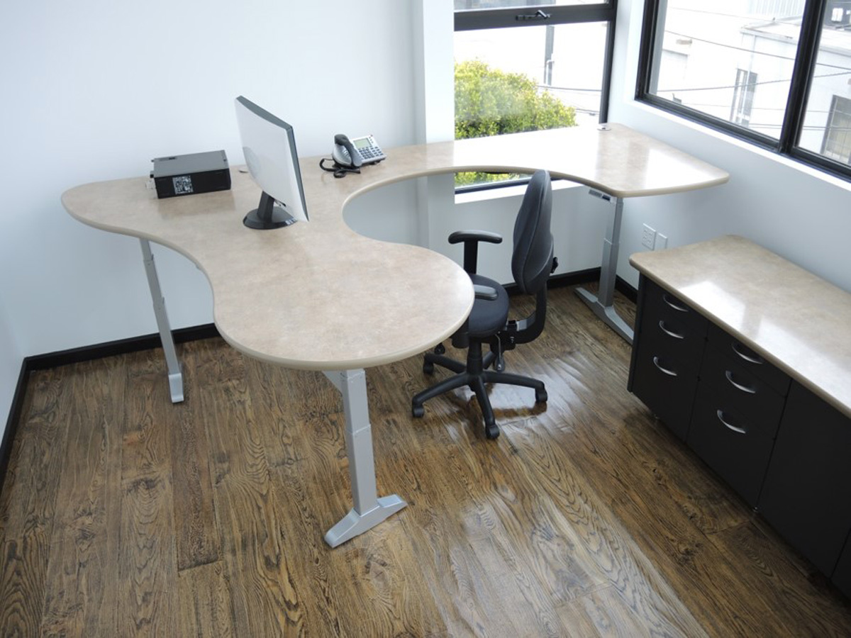 Height-Adjustable Workstations Can Improve Your Employee's Health