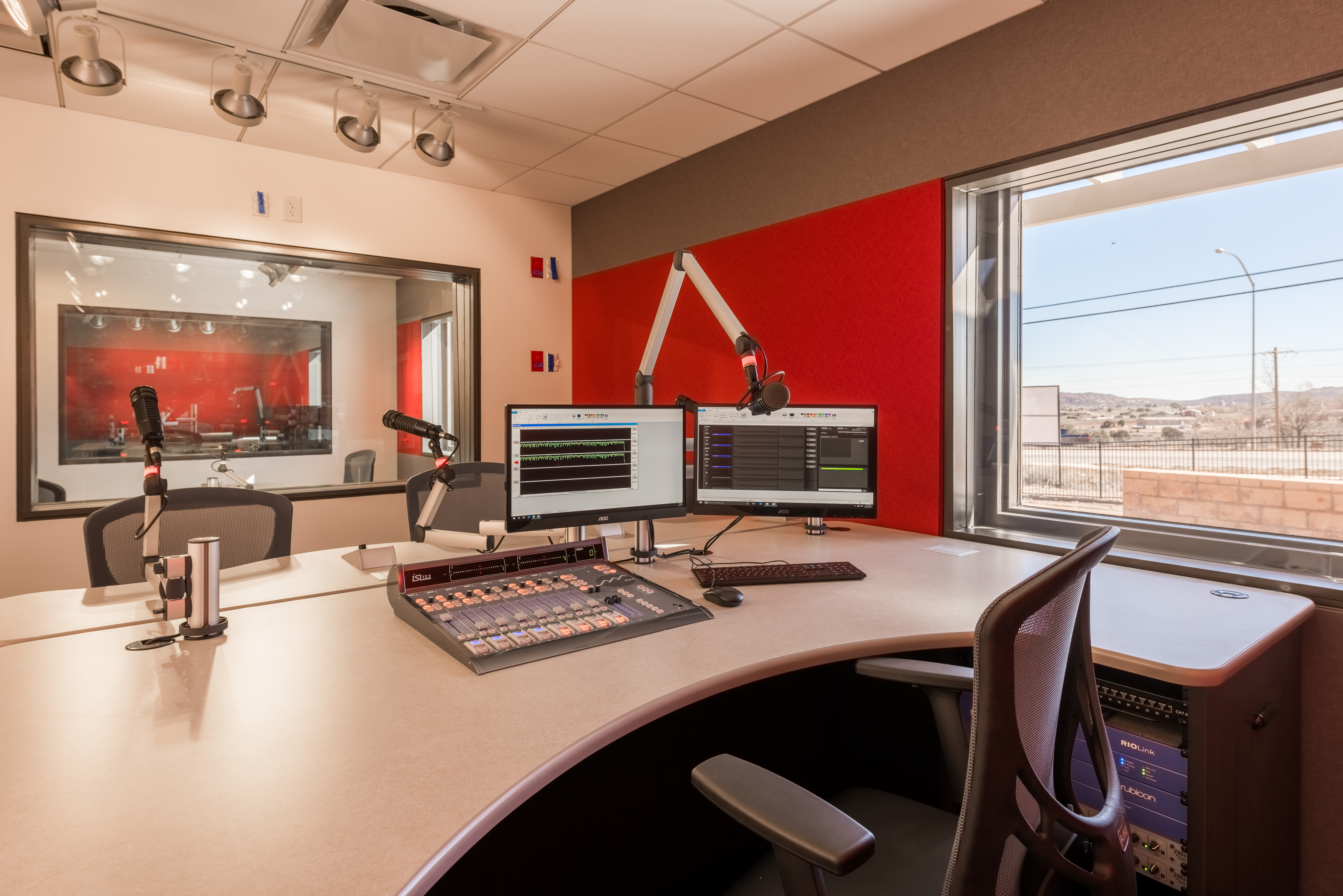 Creating a Broadcast Furniture Solution for the Navajo Nation's KTNN